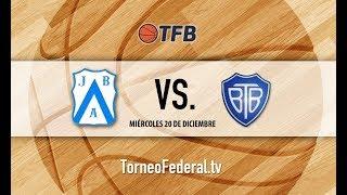NOA: Alberdi de Tucumán vs. Tucumán BB   #TFB
