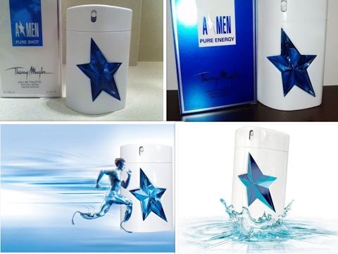 Thierry Mugler Pure Energy(shot?) Initial Thoughts