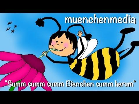 🎵 Summ summ summ - Kinderlieder zum Mitsingen | Kinderlieder deutsch - muenchenmedia