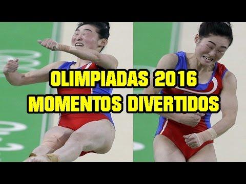 Las fotos mas graciosas de los Juegos Olimpicos 2016