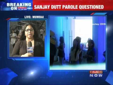 Bombay HC questions Sanjay Dutt parole