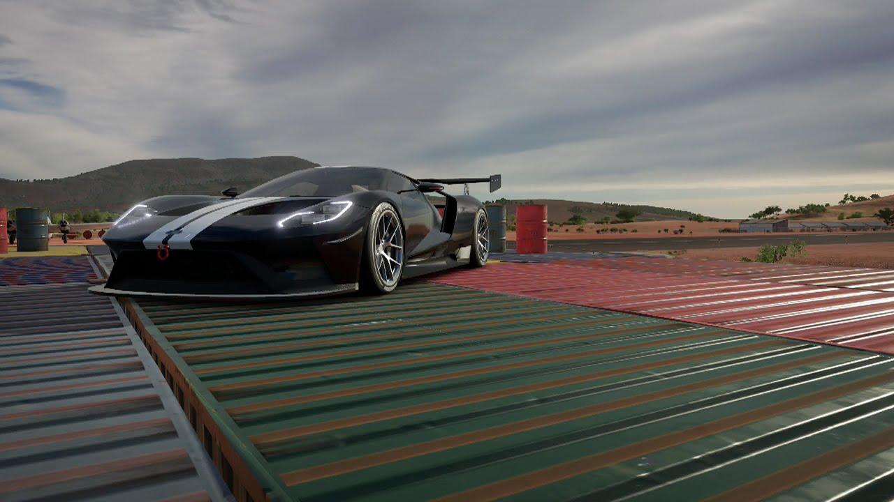 Forza Horizon  Car Builds And More  Ford Gt He