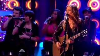 "Sheryl Crow, DBII, Jerry Lawson & TOTT @ The Sing-Off - ""Long Road Home"""