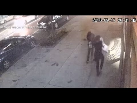 New York Explosion Video [Surveillance Footage]