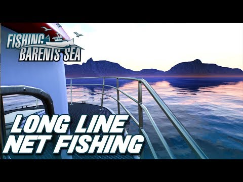 Longlining and Net Fishing | FISHING: BERANTS SEA