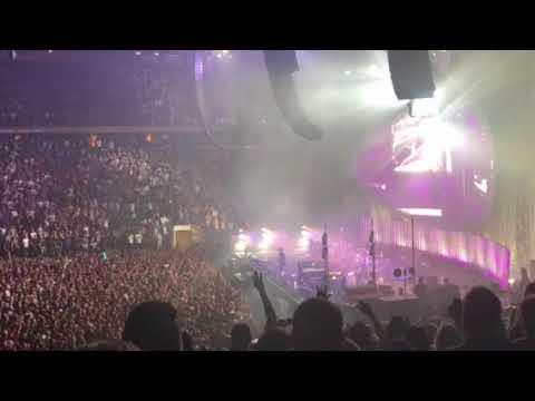 Radiohead Madison Square Garden 7/14 Karma Police ENDING