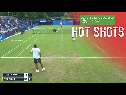 Smith Strikes Seated Smash At Ilkley Challenger 2017