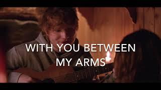 Perfect (+2) - Ed Sheeran - Karaoke female high