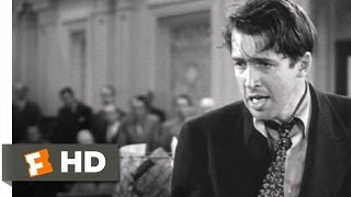 Lost Causes - Mr. Smith Goes to Washington (8/8) Movie CLIP (1939) HD
