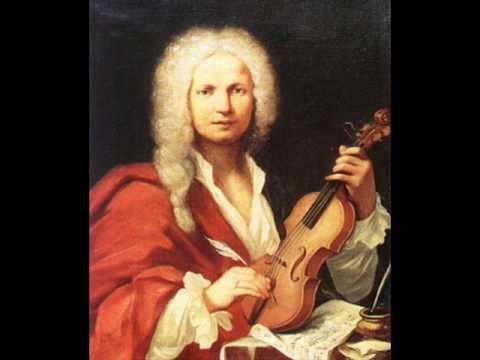 Vivaldi - Opus 3 no 6 in A minor - L'estro Armonico
