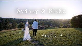 Sydney and Blake // Sneak Peak ~ Lake Martin Wedding Film