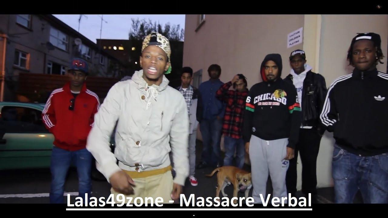 Download Lalas 49zone - Massacre Verbal ( Mixtape Transparencia Agressiva )