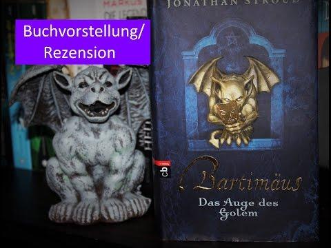 Das Auge des Golem (Bartimäus 2) YouTube Hörbuch Trailer auf Deutsch