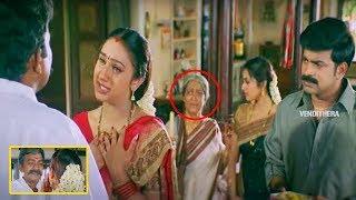 Rajashekar ,Meena And Vineeth Telugu Super Hit Movie Part -8 || Maa Annayya || Vendithera