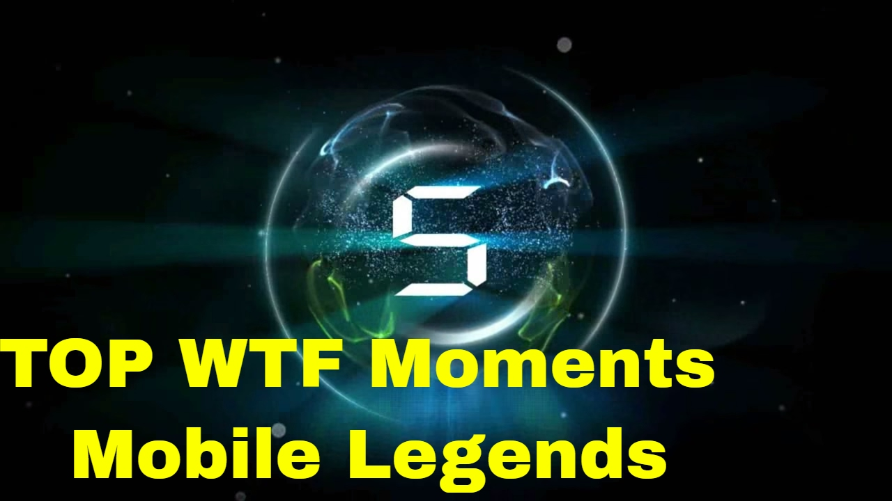 Mobile Legends FunnyFail Amp WTF Moments 03 YouTube