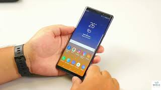 Обзор Samsung Galaxy Note 9
