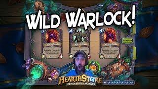(Hearthstone) Witchwood Decks: Wild Warlock