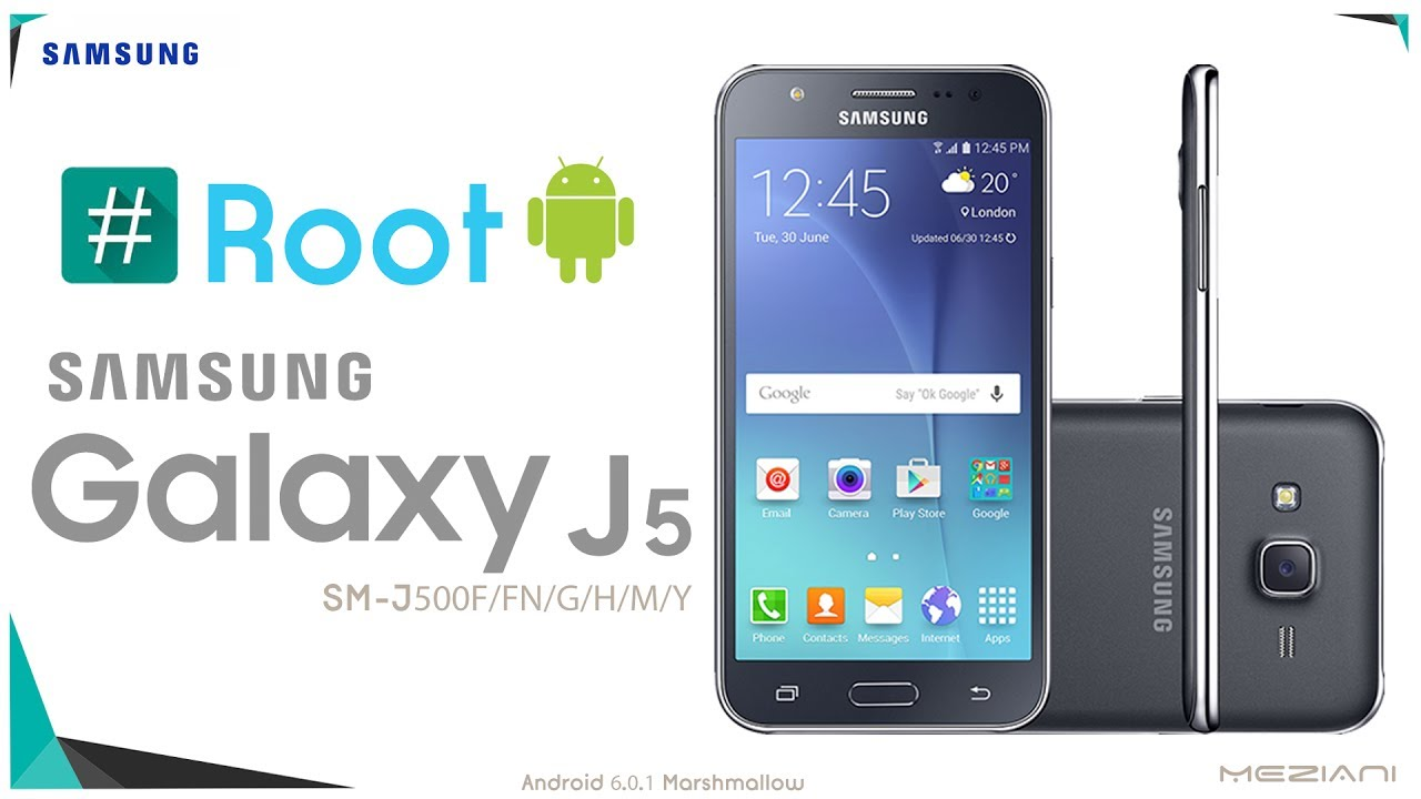 Root   Twrp Samsung J5 Sm