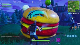 Fortnite Burger IN REAL LIFE
