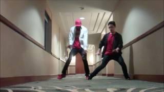 dmx what you want   hotel hallway choreography