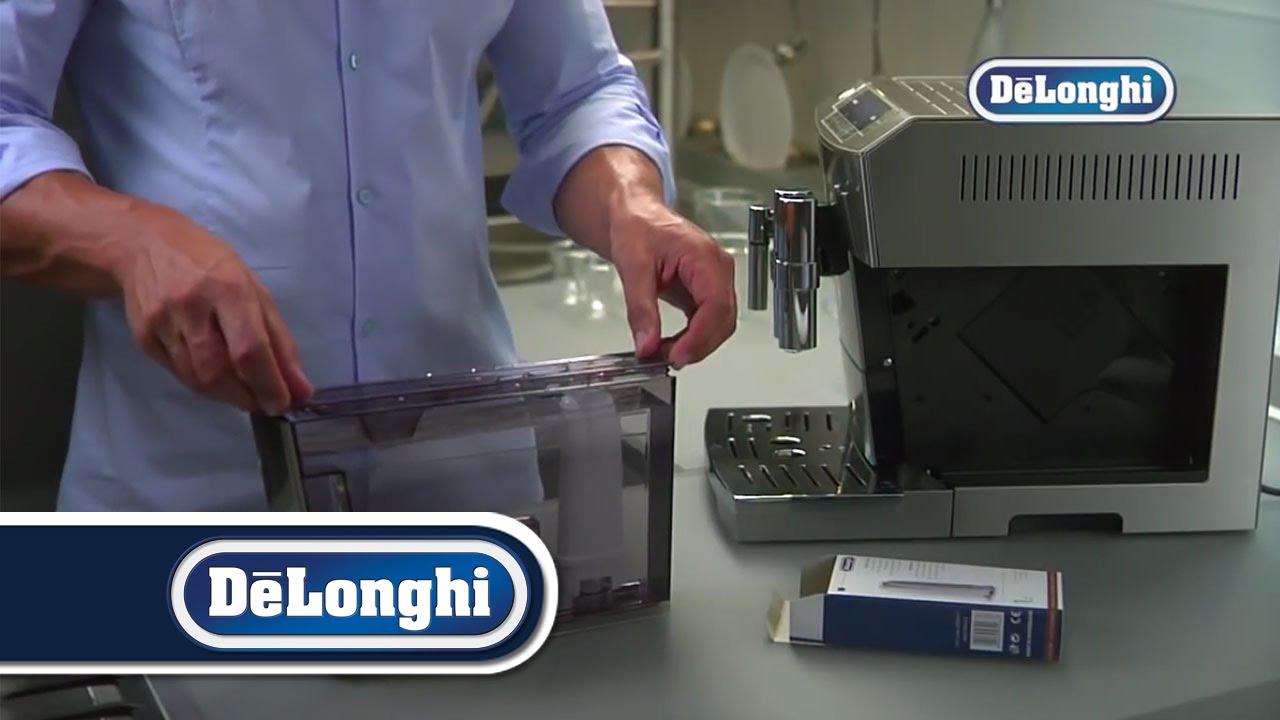 Expresso Broyeur Delonghi Ecam 23.440 Sb de'longhi filtre adoucisseur demo (2012) - accessoires café - français