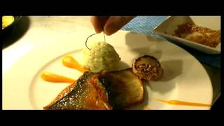 1539, Chester Racecourse - Pan Fried Anglesey Farm Sea Bass Recipe