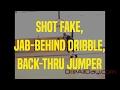 Shot Fake, Jab-Behind Dribble, Back Thru Jumper | Dre Baldwin