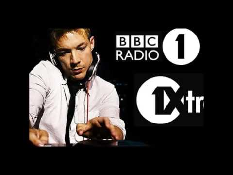 DanceHall diplo for MAJOR LAZER on BBC Radio 9/2015