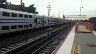 LIRR City Terminal Zone Action at Woodside 9/6/12