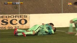 [HIGHLIGHTS] FUTBOL (2AB): At. Saguntino - FC...