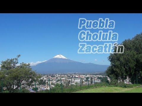 Viaje a Puebla, Cholula y Zacatlán, Crazy  Tours, Agosto 2017