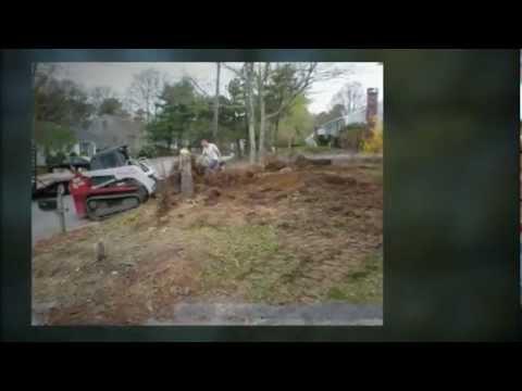 Cape Cod landscape construction company