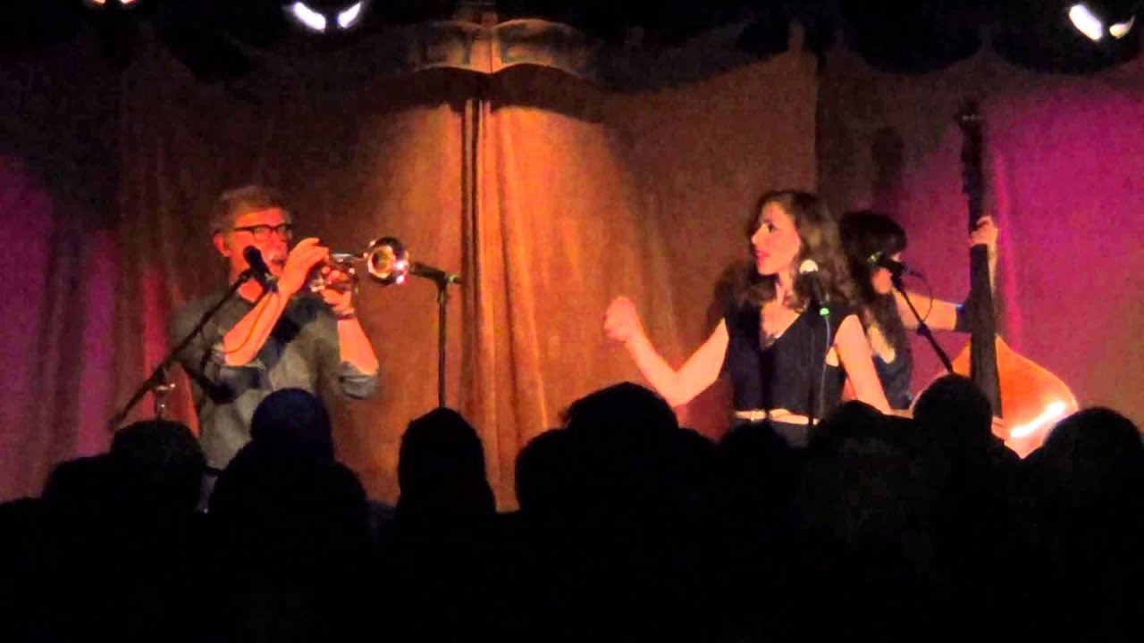 Lake Street Dive Wedding Band The Grey Eagle Asheville Nc 2 25 14
