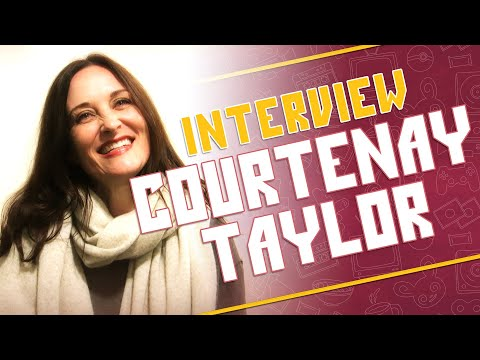 COURTENAY TAYLOR | INTERVIEW | POKECOLLECTION