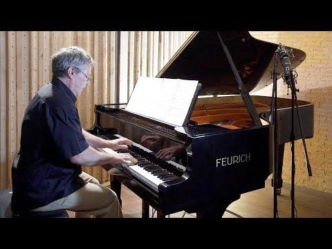 Rachmaninoff Prelude Op.3 No.2 C# minor - P. Barton FEURICH piano
