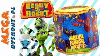 READY 2 ROBOT • Mystery Box • Robot i Slime