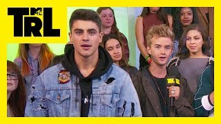 Jack & Jack Play 'Songify Anything' | TRL Weekdays at 3:30pm