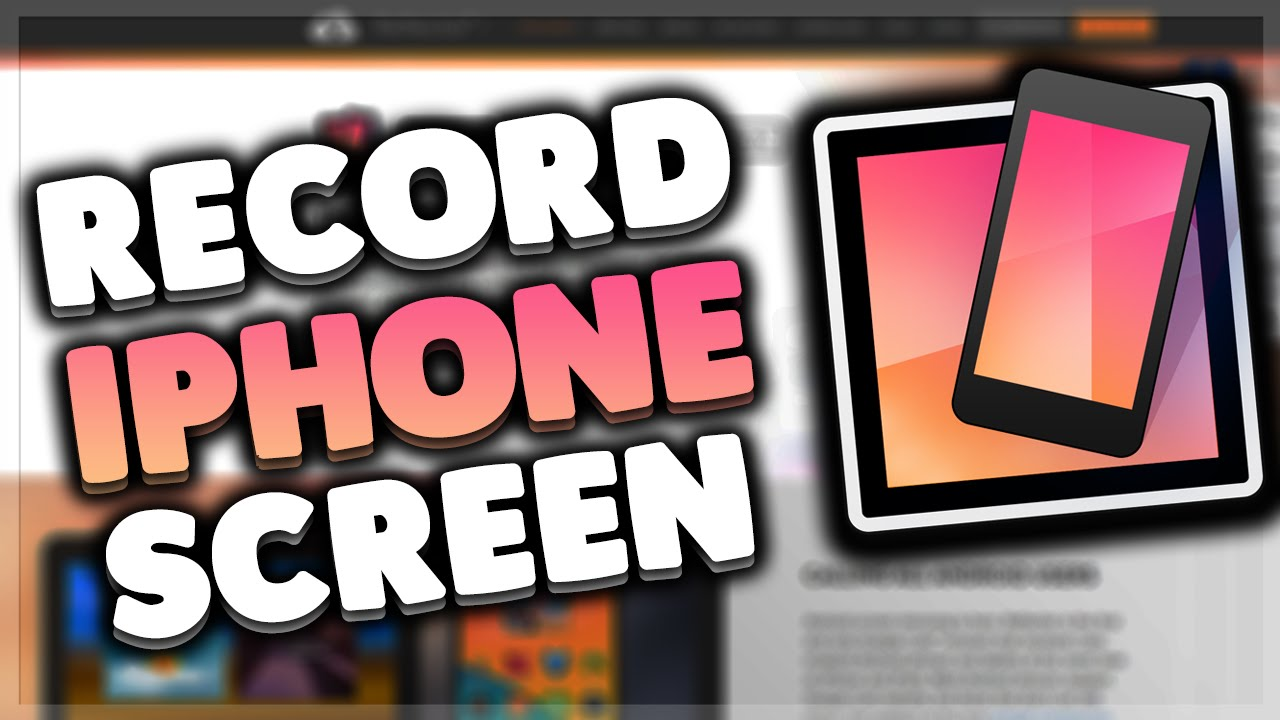 how to record iphone screen free how to record your iphone screen on windows record ios 7570