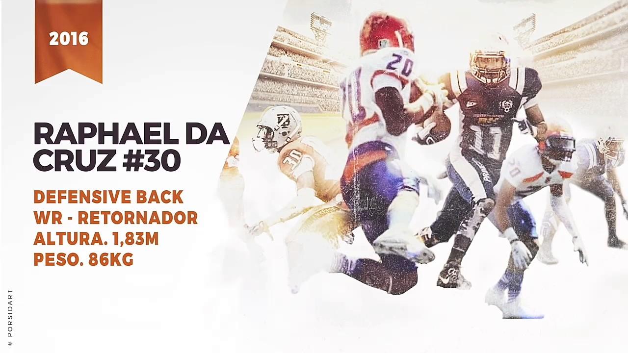 e9647db89 Raphael da Cruz Highlights 15 16 - YouTube