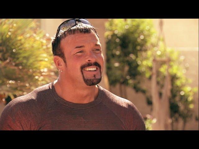 Former Pro Wrestler Marcus Alexander Bagwell
