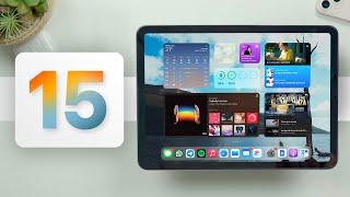 iPadOS 15  45+ Cosas Nuevas