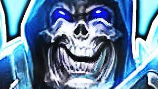 SMITE with jazzy music and monotone commentary