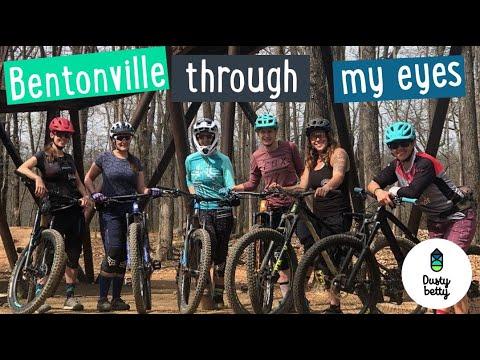 Bentonville - A Northwest Arkansas Experience - Dusty Betty Women's Mountain Biking