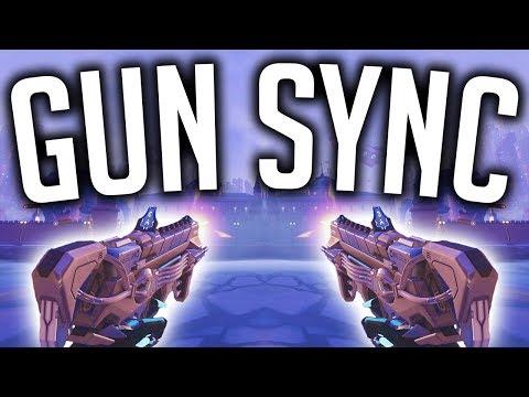 Overwatch Gun Sync - Alan Walker - Fade