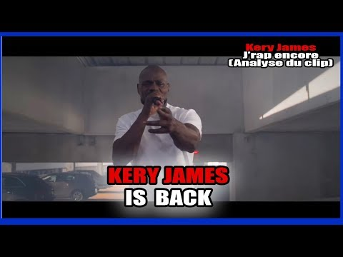 Kery James - J'rap encore [Analyse Officielle] (KERY JAMES EST DE RETOUR)