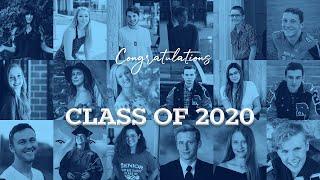 Seniors - Class of 2020