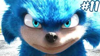 СОНИК В ПОИСКЕ ДОКТОРА ЭГГМАНА   Sonic Adventure 2 #11