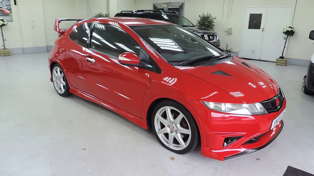2008 honda civic type r mugen for sale in cardiff youtube. Black Bedroom Furniture Sets. Home Design Ideas