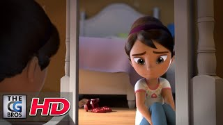 "CGI 3D Animated Short: ""Valentina"" - By Flor Marquez & Norma Rivera"