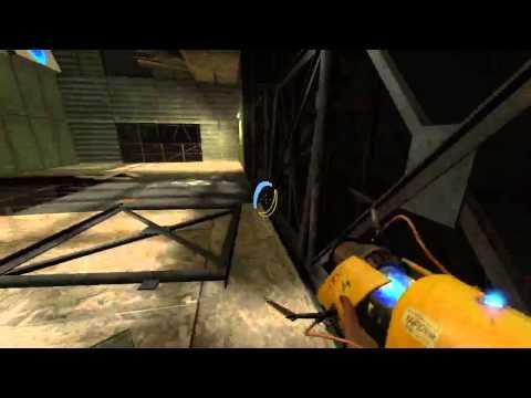 Portal Stories: Mel Full Playthrough (Part 1)